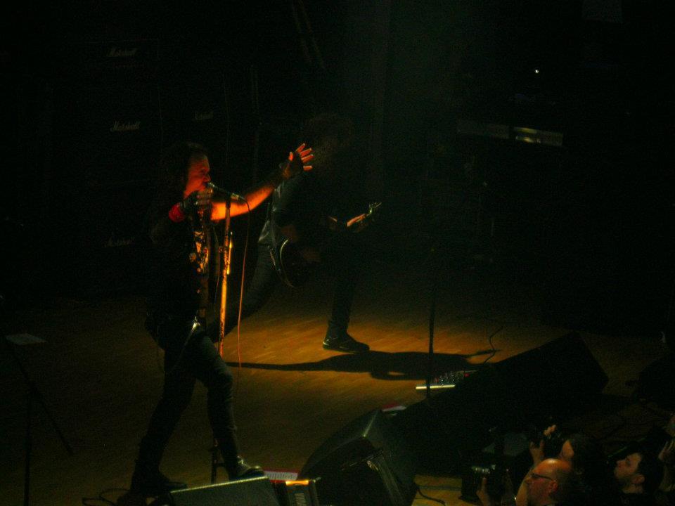 Amaranthe Us Tour Flint Mi