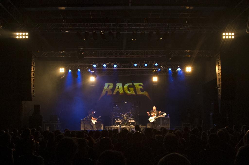 rage stage