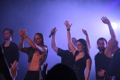 VAN CANTO LIVE @ FACTORY (MI) 6/03/2014 - Pictures credit Stefano Droetto