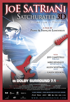Joe Satriani – Satchurated