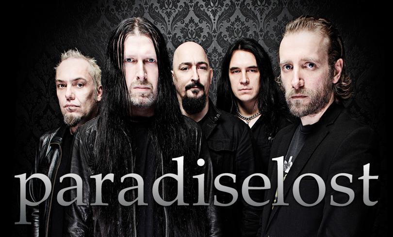 paradise lost слушать icon: