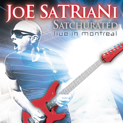 Joe Satriani - Satchurated
