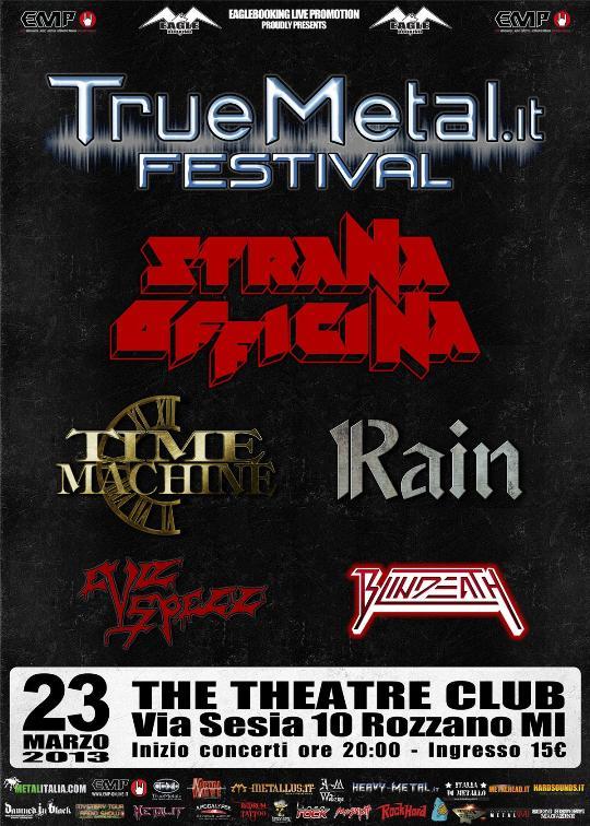 Truemetal Festival promo web
