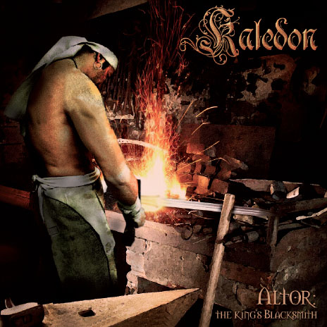 kaledon cover
