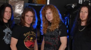 Megadeth: nuovo brano in streaming