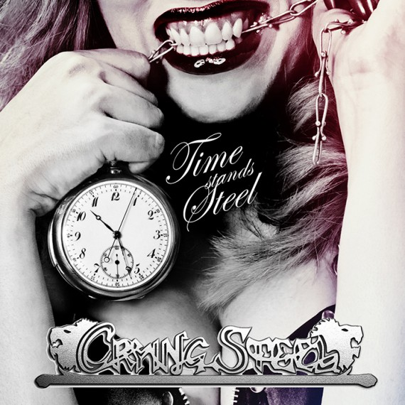 CRYING STEEL - time stands steel