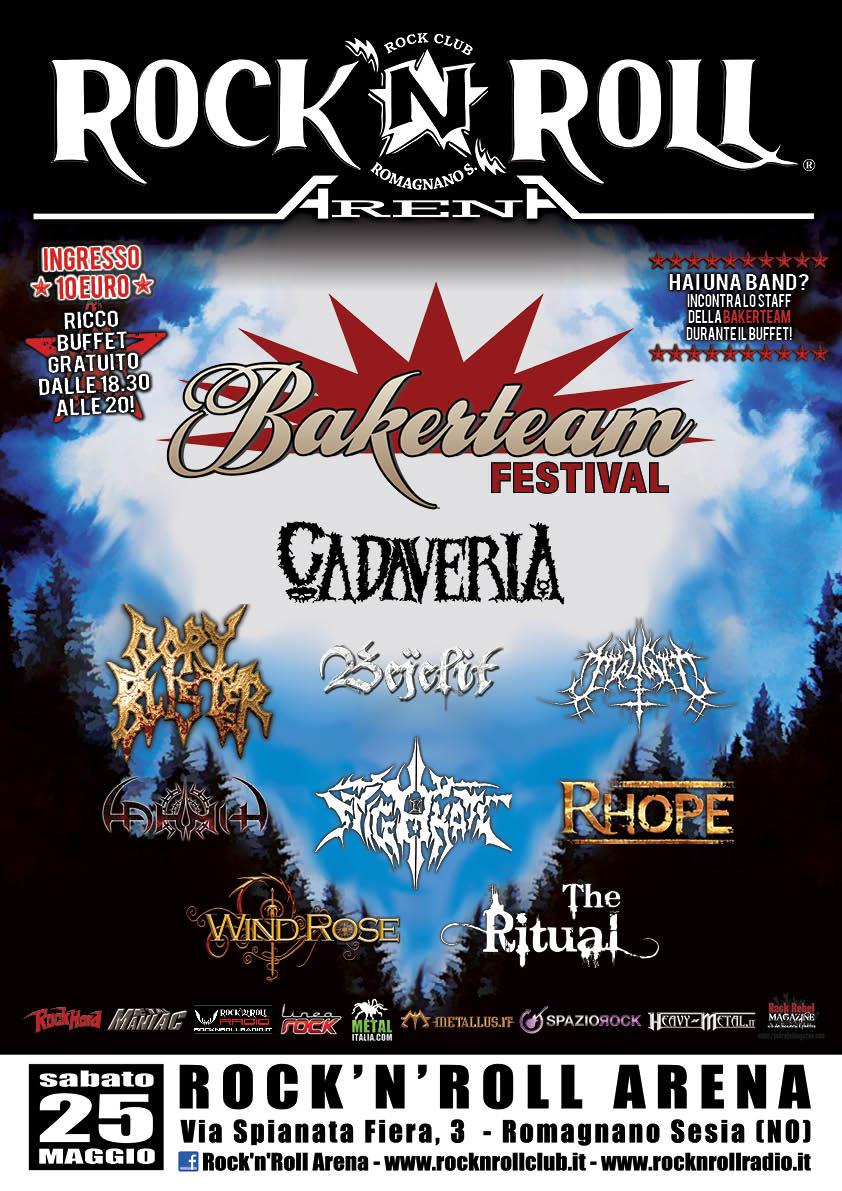 Bakerteam Festival