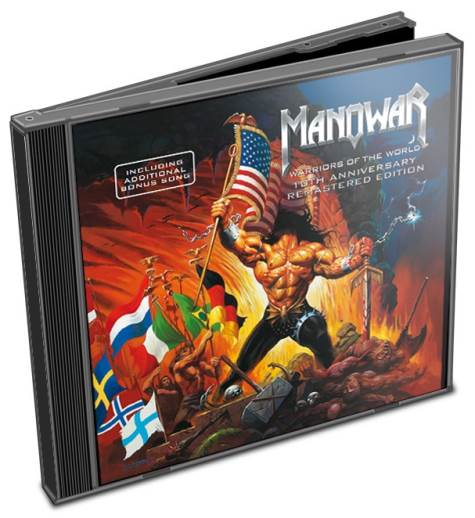 manowar - warriors of the world remast