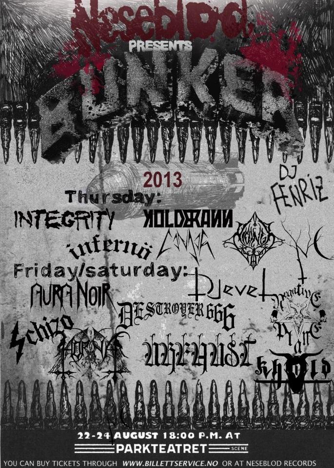Bunker Festival 2013
