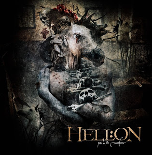Hell_On - new album cover