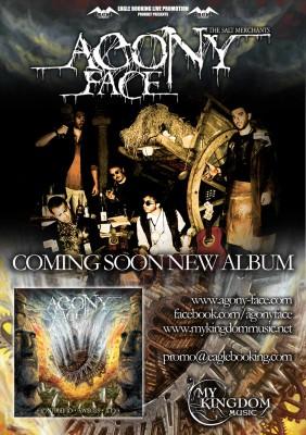 Agony Face promo web MKM