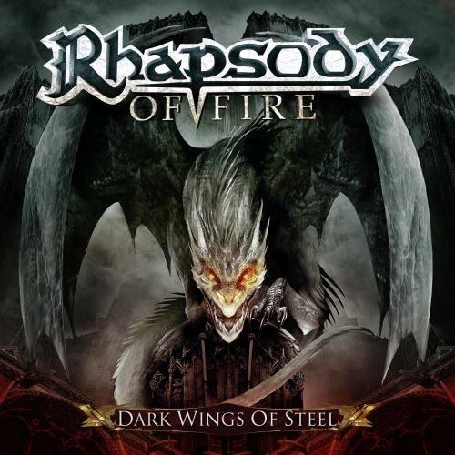 rhapsody of fire dark wings of steel