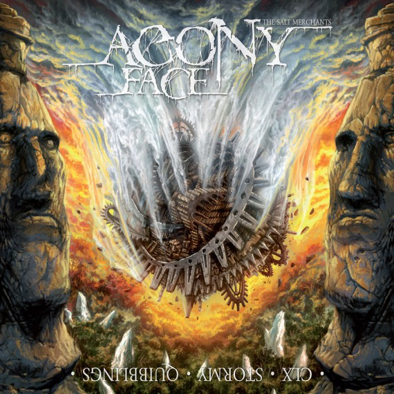 agony face CLX-STORMY QUIBBLINGS