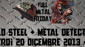 Wild Steel: live al Full Metal Friday