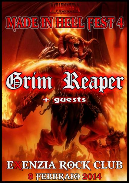 grim reaper made in hell fest