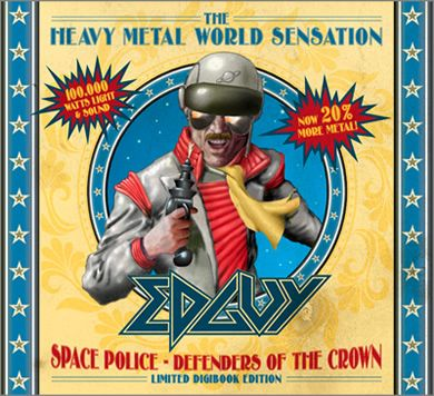 Edguy limited
