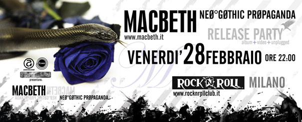 Macbeth party