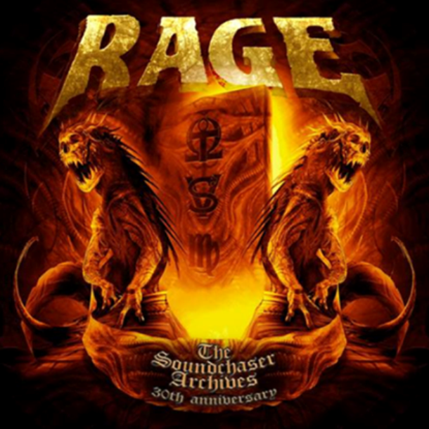 Rage - The Soundchaser Archives