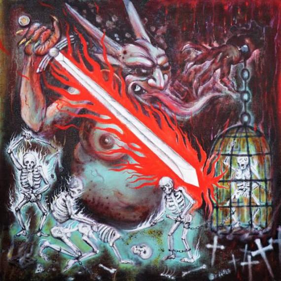 impaled nazarene - vigorous and liberating death