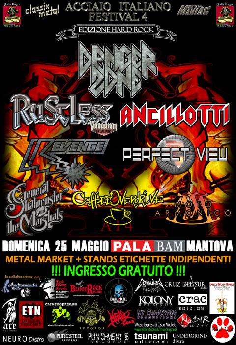 Acciaio Italiano Festival 4 II