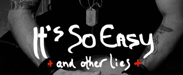 It's So Easy : And Other Lies by Duff McKagan (2012, Paperback)