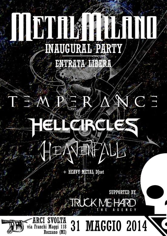Temperance Heavenfall