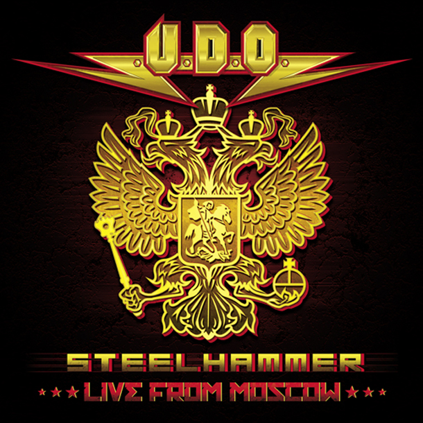 UDO-Steelhammer-Live-From-Moscow