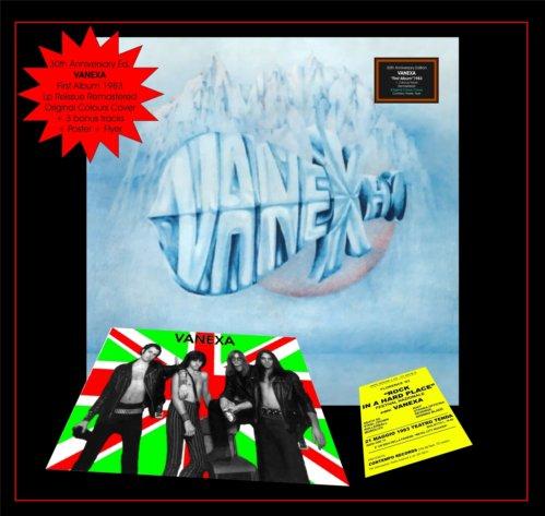 Vanexa album