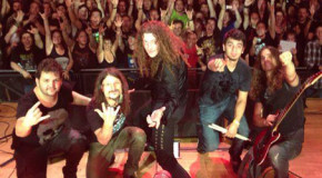Angra + Purple Snake @ Live Club 19-06-2014
