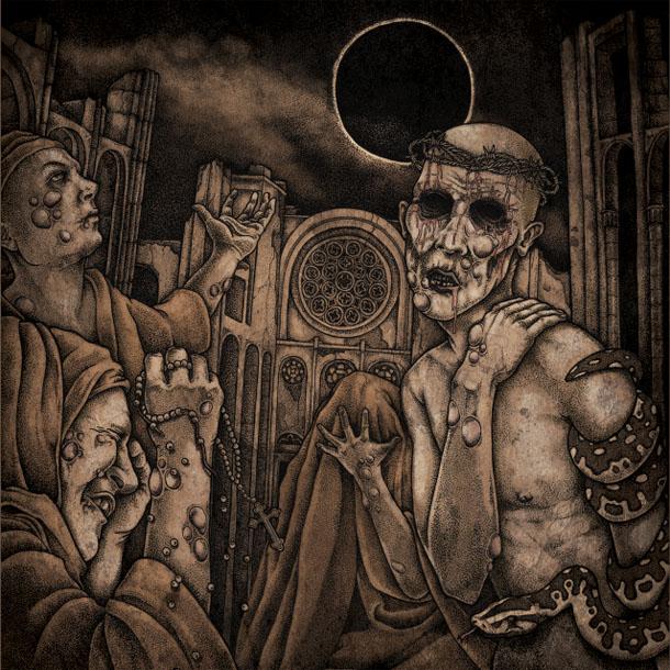 Horned Almighty album