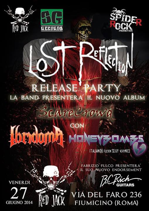 Lost Reflection- Scarecrowd Release Party