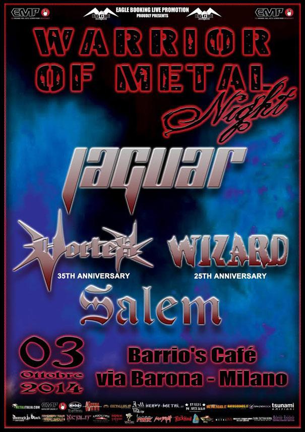 Warrior Of Metal