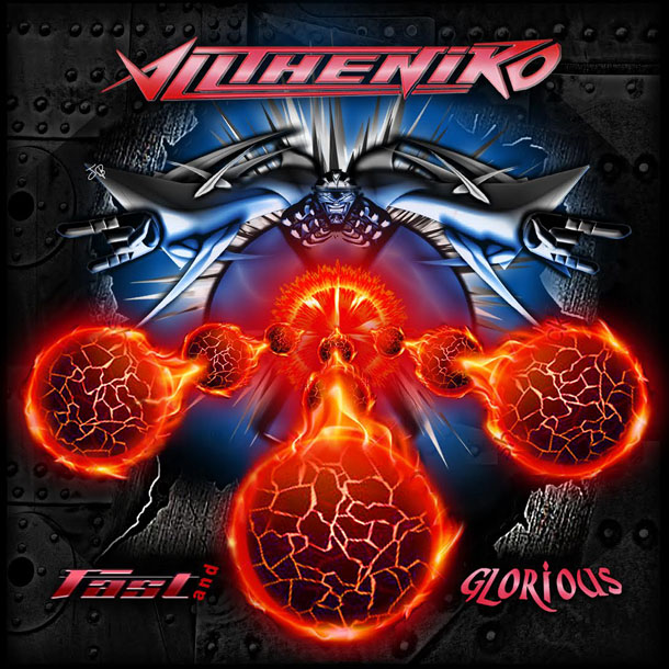 Alltheniko - FAST AND GLORIOUS