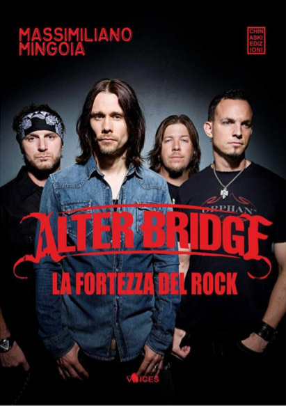 Alter Bridge - Libro