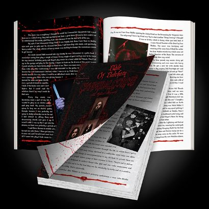 Cannibal Corpse book