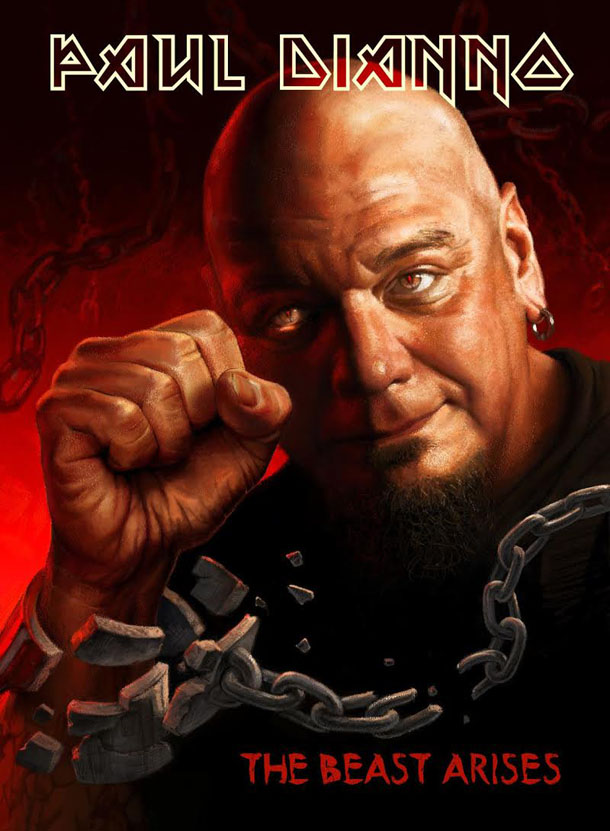 Paul Di'Anno - The Beast Arises
