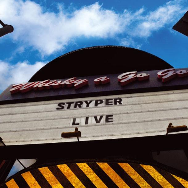 Stryper Live