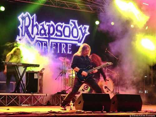 Rhapsody Of Fire - Metal for Emerg