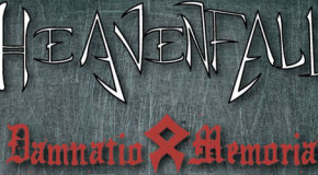 Heavenfall + Damnatio Memoriae @ Jack Biker's 12-09-2014