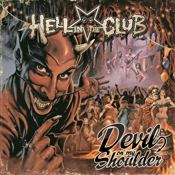 Hell In The Club Devil On My Shoulder