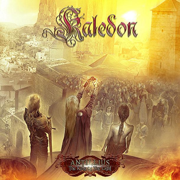 Kaledon Antillus