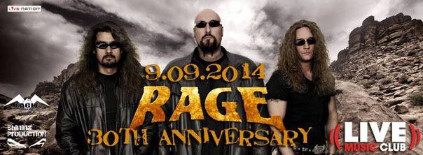 Rage Live Club 2014