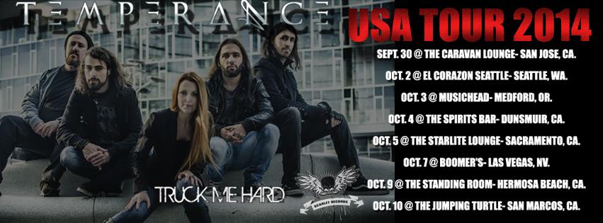 Temperance USA