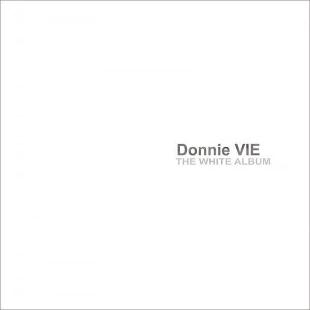 Donnie Vie white album