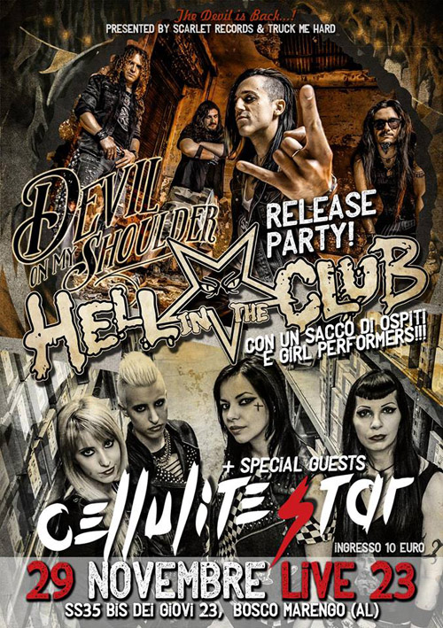 Hell In The Club live23