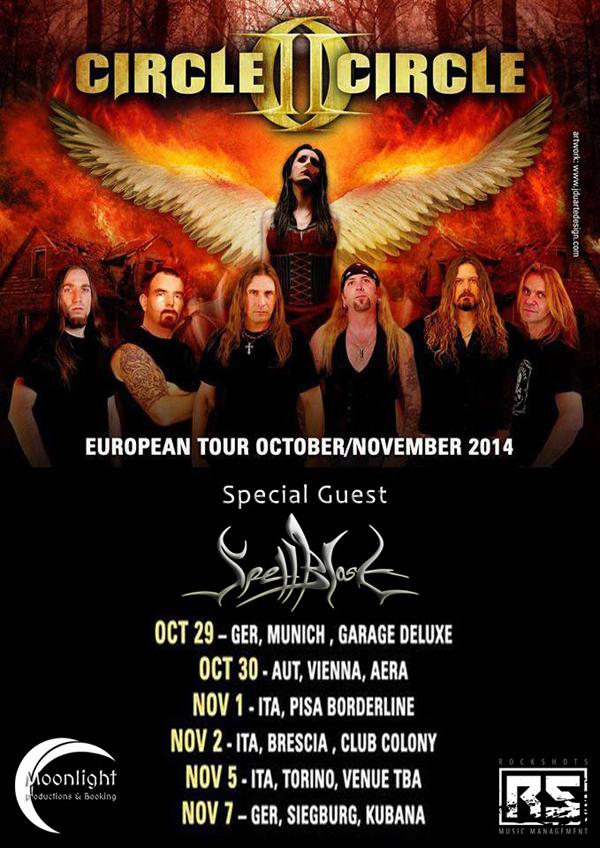 Spellblast tour