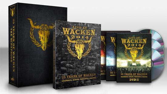 Wacken 2014 DVD