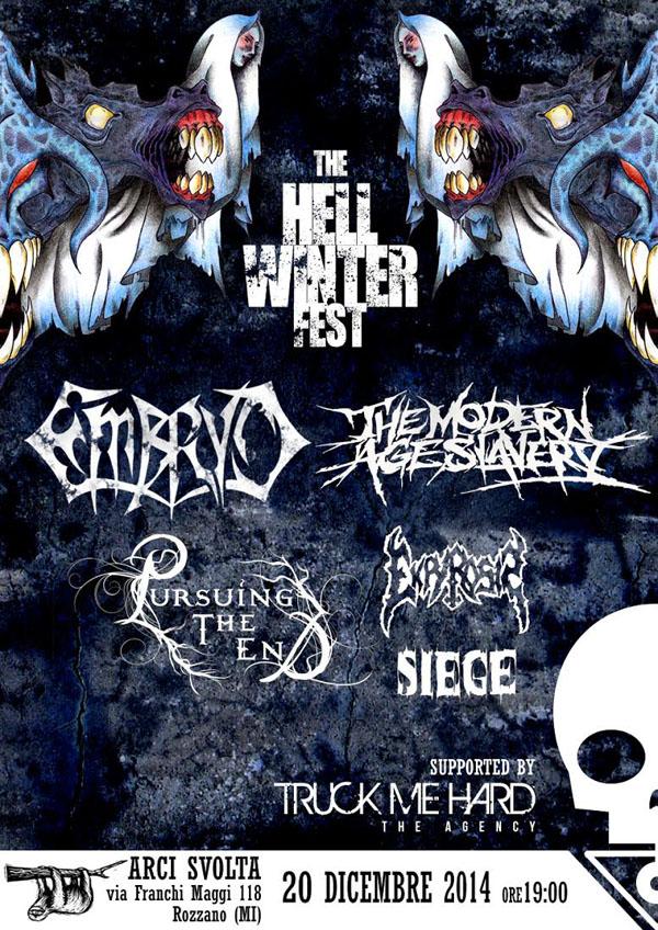 Hell Winter Fest fl