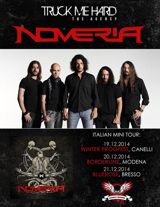 Noveria Tour