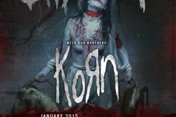 Korn London Tour